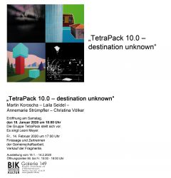 TetraPack10.0 - destination unknown